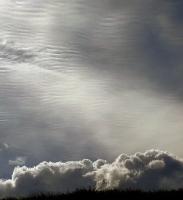 sorgere delle nuvole