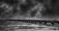 un lungo ponte