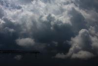 nuvole incombenti?