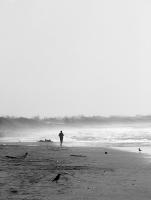 uscendo dalla nebbia